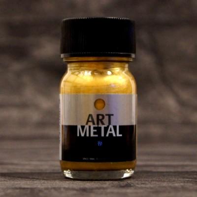 Lakier metaliczny Art Metal jasnozłoty