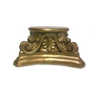 Lakier metaliczny Decor Gold brązowy – 125 ml