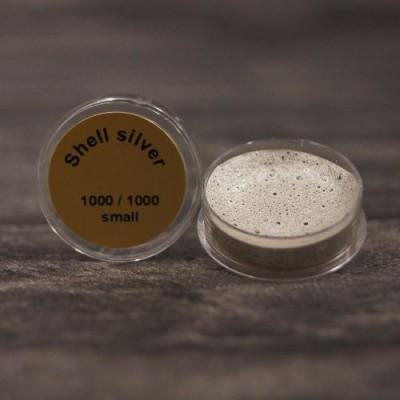 Srebro muszelkowe, rozpuszczalne w wodzie – mały pojemnik