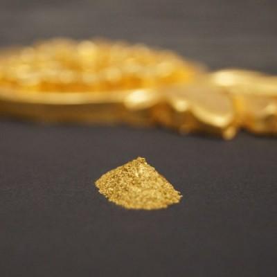 Złoto w proszku – 1 g