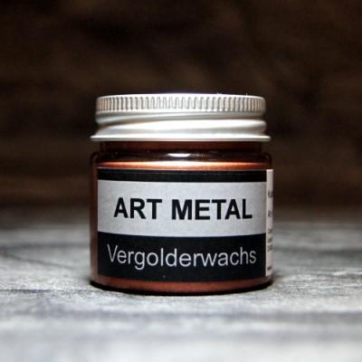 Wosk pozłotniczy Art Metal miedziany – 50 ml
