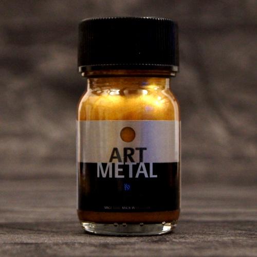 Lakier metaliczny Art Metal antyczny złoty metalik