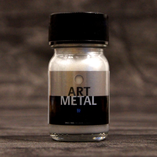 Lakier metaliczny Art Metal srebrny