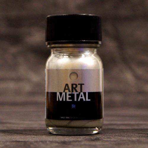 Lakier metaliczny Art Metal biały złoty