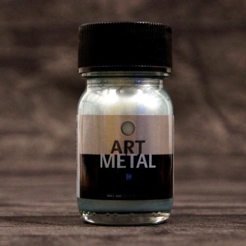 Lakier metaliczny Art Metal cynowy