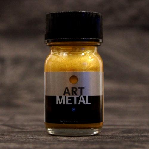 Lakier metaliczny Art Metal cytrynowy złoty