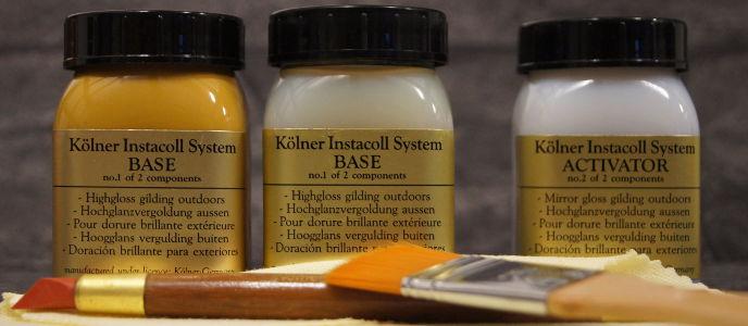 Kölner Instacoll do złocenia na wysoki połysk
