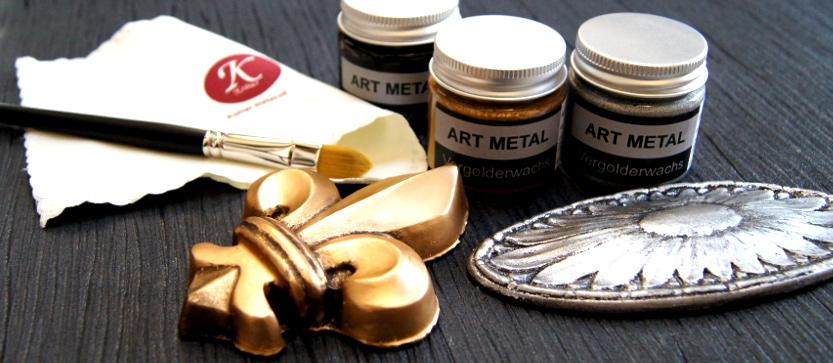 Wosk pozłotniczy Art Metal