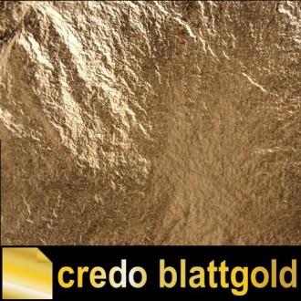 Szlagmetal luźny antyczne złoto – kolor 2 – 100 płatków